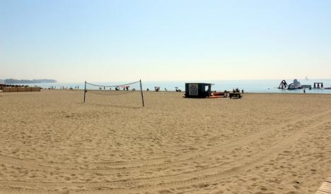 Rökförbudet kommer gälla vid stranden La Rada. Foto: Ayto de Estepona