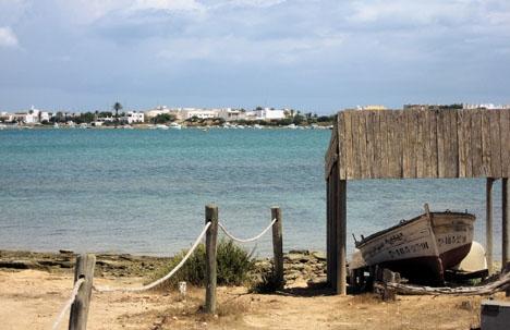 Händelsen inträffade på Formentera. Foto: Vriullop/Wikimedia Commons