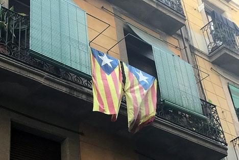 Den katalanska självständighetsrörelsen ser ut att blekna.