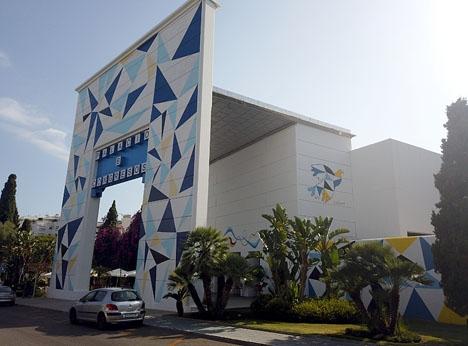 Kongresspalatset i Marbella renoveras för sammanlagt 400 000 euro.
