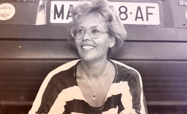 Foto på Guillermina Freniche som släppts av hennes barn, som kräver att hon slippa lida mer.