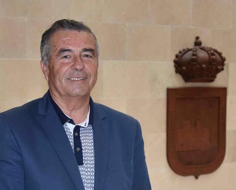 Pedro Cuevas Martín blev 63 år. Foto: Ayto de Fuengirola