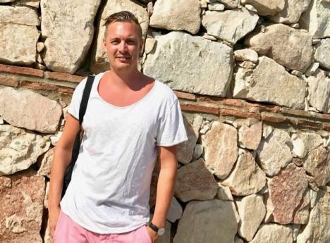 Christian Hermansson har hus i Riviera del Sol (Mijas) och driver till vardags två byggföretag i Göteborg. Foto: Privat