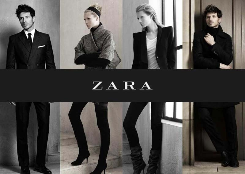 I Inditex ingår bland annat textilkedjan Zara.