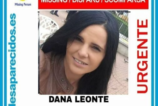 Dana Leonte efterlystes efter att hon försvann från Arenas 12 juni.