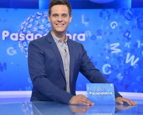 Christian Gálvez har presenterat Pasapalabra de senaste åren. Foto: Mediapro