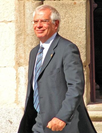 Josep Borrell har bred erfarenhet av EU-administrationen, som tidigare ordförande i EU-parlamentet.