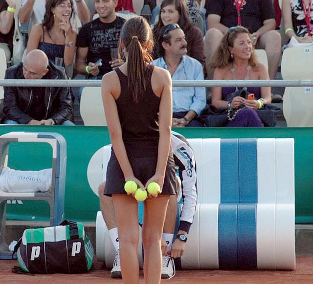 Flera av de åtalade är professionella tennisspelare i de lägre kategorierna.