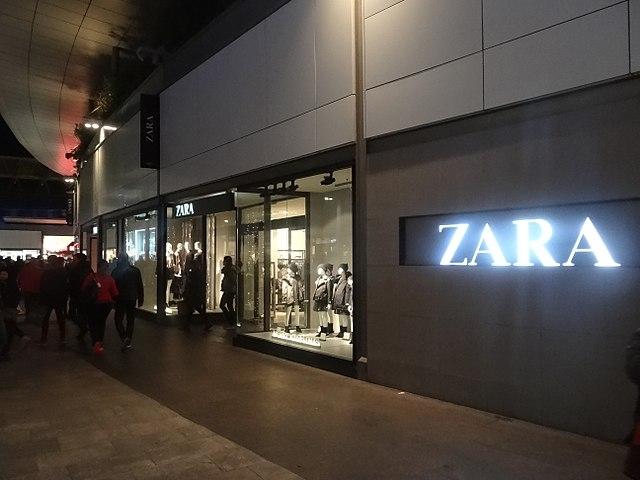 Inditex omfattar kedjor som Zara och Massimo Dutti och är det bolag där löneklyftorna är störst. Foto: Jordiferrer/Wikimedia Commons