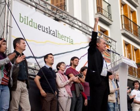 Manifestet undertecknas bland annat av baskiska EH Bildu.