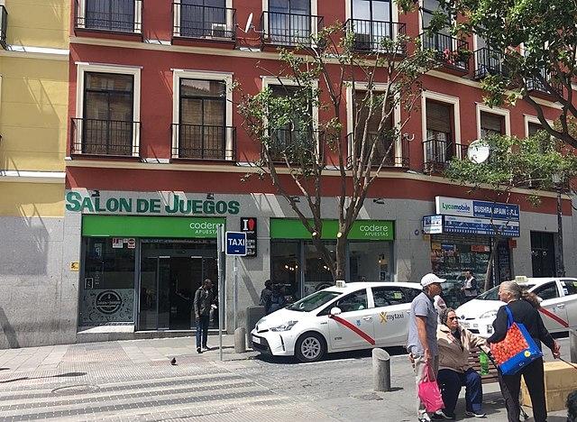 Antalet spellokaler har ökat lavinartat i Spanien.