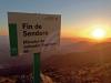 Utsiktsplatsen Salvador Guerrero lämpar sig speciellt för att njuta av solnedgången.