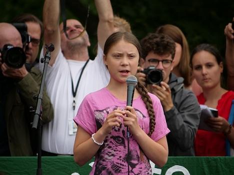 Greta Thunberg befann sig redan på den amerikanska kontinenten och kan få hjälp av Spanien att korsa Atlanten, tillbaka till Europa. Foto: Leonhard Lenz/Wikimedia Commons