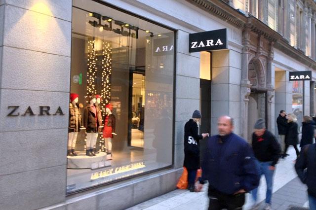 Far och dotter i textilkoncernen Inditex, i vilken bland annat Zara ingår, är de två rikaste personerna i Spanien.