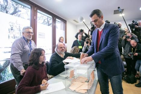 PSOE:s Pedro Sánchez vann åter riksvalet klart, men nyvalet har möjliggjort för extremhögern att förvandlas till det tredje största partiet i Spanien.
