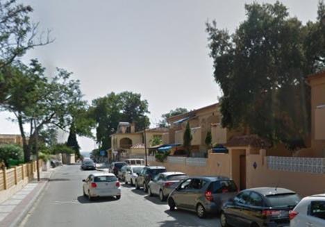 Bostadsområdet Andasol ligger i östra Marbella. Foto: Google Maps