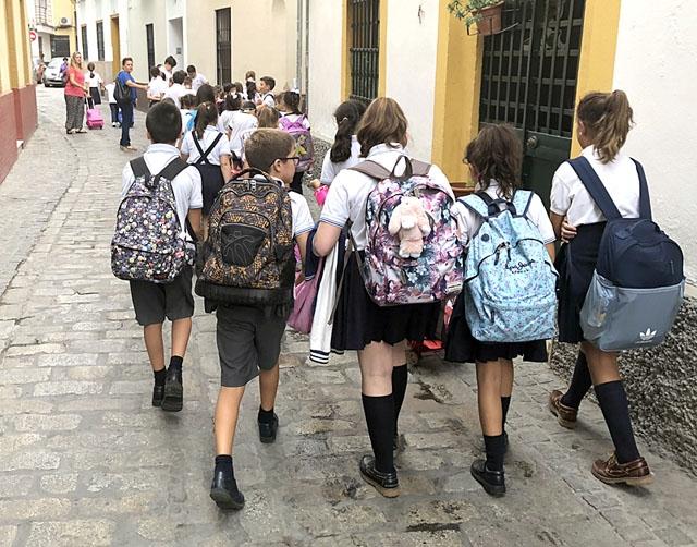 OECD misstänker att en del spanska PISA-prov manipulerats. ARKIVBILD