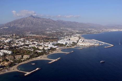 Trots att den officiella befolkningssiffran i Marbellas fall är kraftigt i underkant är kommunen numera den sjunde största i Andalusien.