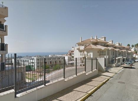 Calle Orfebres i Riviera del Sol. Foto: Google Maps