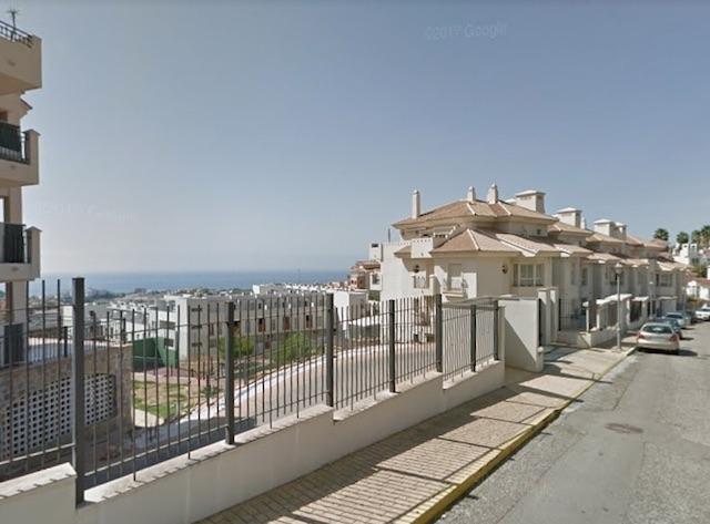 Mordet inträffade på Calle Orfebres, i den del av Riviera del Sol som ligger nära Calanova Golf. Foto: Google Maps