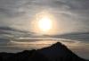 Pico Lucero ligger i den undersköna naturparken Sierras de Tejeda, Almijara y Alhama.