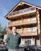 Álvaro Gutiérrez är hotelldirektör på El Lodge och arbetar även på systerhotellen Marbella Club och Puente Romano.