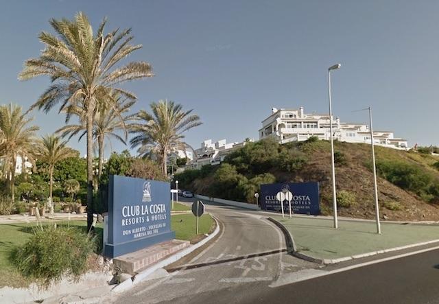 Tre medlemmar av samma familj drunknade på julafton vid Club La Costa, i Mijas. Foto: Google Maps
