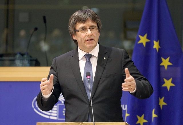 Det är tredje gången som Puigdemont undgår utlämning till Spanien. Foto: Generalitat de Catalunya