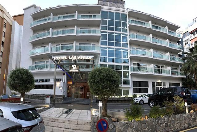 Hotellbeläggningen i Málaga var 2019 på i genomsnitt 79 procent.