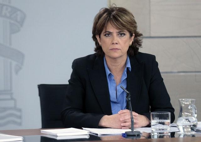Dolores Delgado väntas gå från justitieminister till riksåklagare.