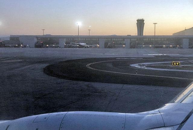 Málagas flygplats grundades 1919 och firade 100 år med nära 20 miljoner resenärer.