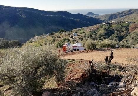 Rättegången var planerad att hållas exakt ett år efter de dramatiska dagarna vid Totalán. Foto: Emergencias 112