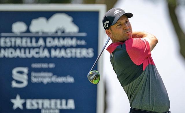 Sergio García är åter medarrangör av Estrella Damm N.A. Andalucía Masters. Foto: Andalucía Masters