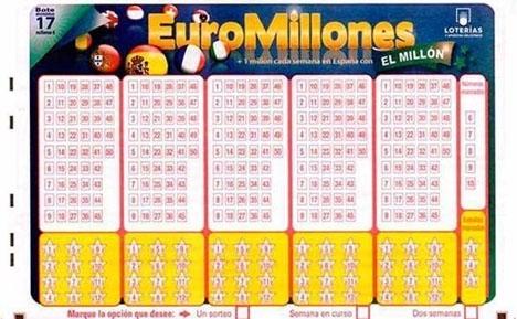 Liksom vid de andra storvinsterna i Spanien spelade vinnaren på Euromillones.