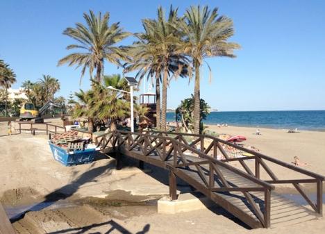 Den populära Senda Litoral vid La Cala de Mijas ska från och med september utökas mot Fuengirola.