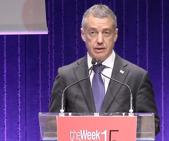 Den baskiske regionalpresidenten Íñigo Urkullu tidigarelägger valet i Baskien fem månader.
