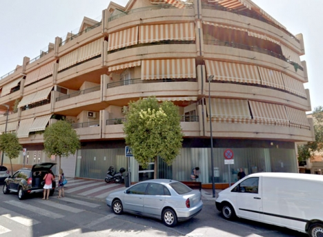 Tingsrättsbyggnaden vid Avenida Arias de Velasco. Foto: Google Maps