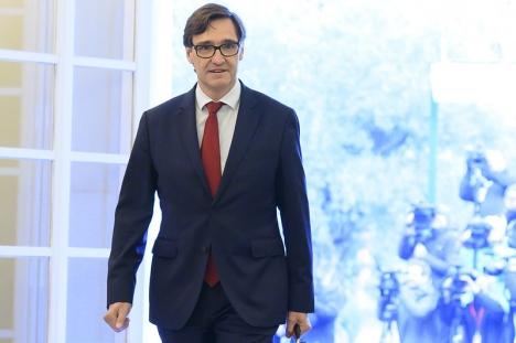 Spaniens hälsovårdsminister Salvador Illa intygar att vårdsektorn är redo att bemöta situationen.