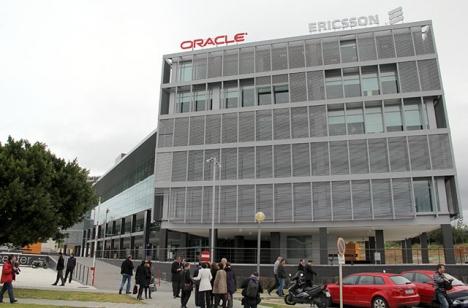 Ericsson kontor vid teknologiparken i Málaga förblir tills vidare evakuerat.