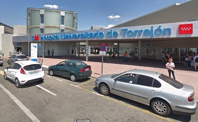 I dagsläget är det en härd i Torrejón de Ardoz (Madrid) som bekymrar de spanska myndigheterna mest. Foto: Google Maps
