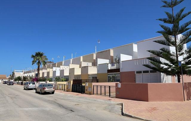 Många huvudstadsbor har valt att lämna karantänen i Madrid för att vistas i sina semesterhus istället, i bland annat San Pedro del Pinatar. ARKIVBILD Foto: Øyvind Holmstad/Wikimedia Commons