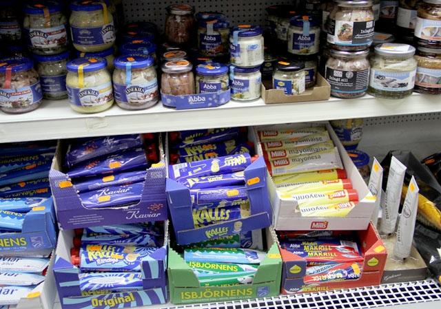 Svenska produkter kan vara en stor tröst för de många nordbor som befinner sig i karantän i Spanien.