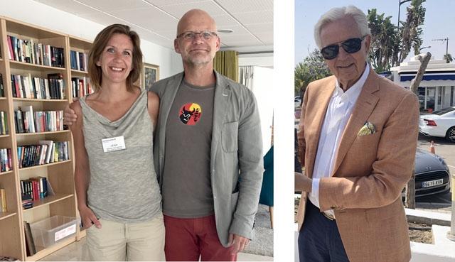 Ett år senare är Mikael och Lena Ottosson samt advokaten Göran Rise indragna i en ny stämningsansökan, men denna gång står de ej på samma sida. Foto: Svenska kyrkan/Mats Björkman