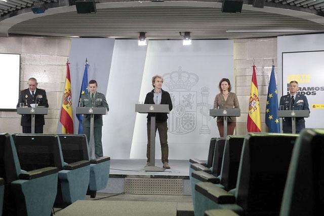 Varje förmiddag redovisar den spanska krisgruppen statistiken för coronapandemin, men siffrorna har många luckor som försvårar kampen mot Covid-19.