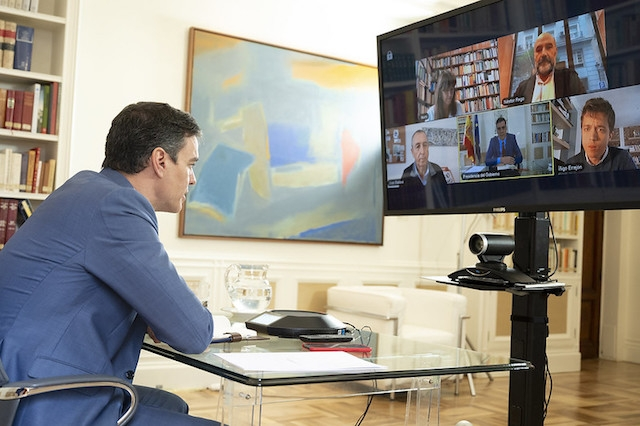 En av de annonseringar som Pedro Sánchez gjorde 18 april är att nedtrappningen av restriktionerna troligtvis kommer att variera, beroende på område.