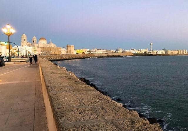 Bland de provinser som har störst chans till snabbt avancemang i regeringens nedtrappning av karantänen finns Almeria, Huelva samt Cádiz (bilden).