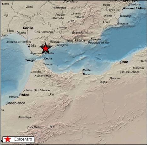 De senaste skalven hade sitt centrum vid Casares och kunde bland annat kännas av i Estepona.