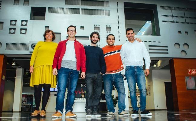 Arbetslaget vid Málagas universitet som tagit fram gratistjänsten.