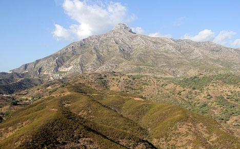 Ännu en räddningsaktion fick genomföras 7 juni vid Marbellaberget La Concha.
