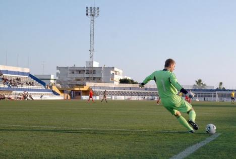 Marbella är ett av 16 lag som deltar i kvalspelet till andra divisionen.